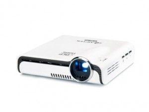 Aiptek PocketCinema A100W DLP Pico Projektor