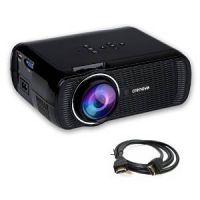 Crenova XPE460 Beamer Mini Projektor