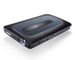 Aiptek MobileCinema A50P Pico DLP-Projektor