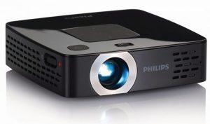 Philips PPX2450 PicoPix Taschenprojektor