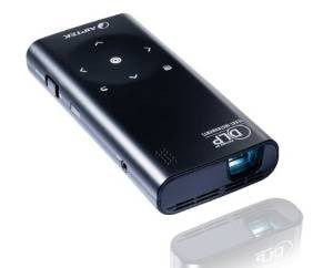 Aiptek PocketCinema V60 DLP-Projektor