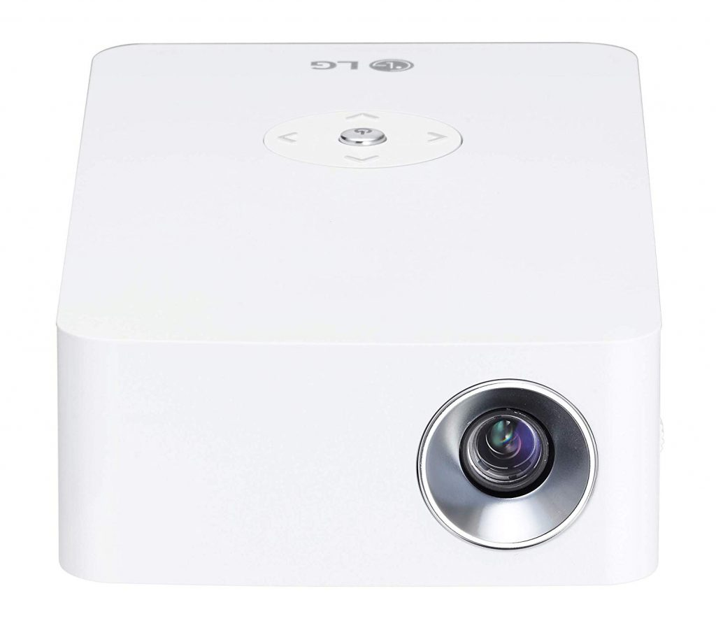 LG IT Products PH30JG Mini-Beam LED Projektor