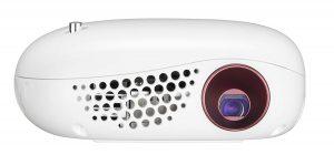 LG PV150G portabler LED-Projektor